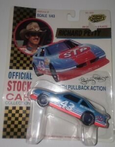 1:43 Road Champs 1992 #43 Richard Petty Oil Treatment Stock Car Collection New