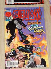 Generation X #21 (Marvel 1995) - > Chris Bachalo!