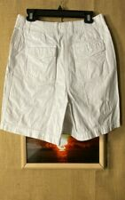 Jones New York Signature white women's shorts size 10