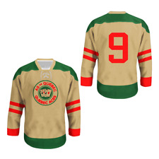 Quebec Aces Hockey Jersey Stitch Sewn Any Number Player New  FREE SHIP Colors