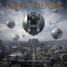 DREAM THEATER THE ASTONISHING 2CD ALBUM SET NEW&SEALED DIGIPAK