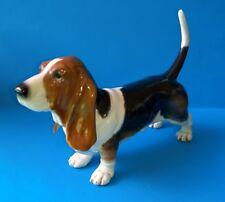 Goebel Hund Basset 30 645 - ca. 25cm