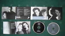 TEARS FOR FEARS 2 CD SONGS FROM THE BIG CHAIR - EDITION DELUXE + SEEDS OF LOVE