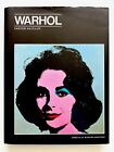 ANDY WARHOL RARE 1983 1ST ED LITHOGRAPH PRINT COLLECTORS HARDCOVER POP ART BOOK