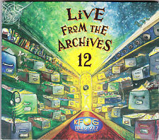 KFOG Live from the Archives Vol. 12 (Jamie Cullum, Train etc) Factory Sealed