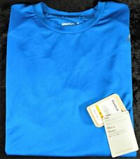 Reebok Athletic Training Men's Medium Tee Shirt - Electric Blue - NWT