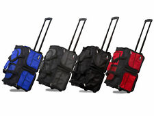 Hipack 20-Inch Carry-On Rolling Duffle Bag