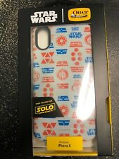 Otterbox Symmetry Series STAR WARS Protective Case iPhone X - Free Shipping