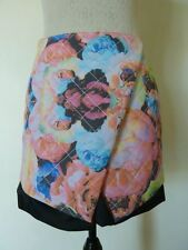Above Knee Regular Dry-clean Only Floral Skirts for Women