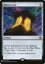 Mana Crypt MtG Mystery Booster - NM MTGFOREST