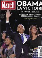 Paris Match Magazine President Barack Obama Hurricane Sandy Twilight Lou Doillon