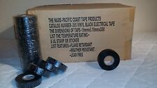 """(PACK OF112) Electrical Tape, Black, 3/4"""" by 66ft"""