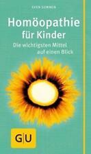 Homöopathie für Kinder von Sven Sommer (2015, Taschenbuch)