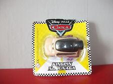 (15.5.3.2) Figurine voiture Kingpin Nobunaga plastique Disney pixar CARS NEUF