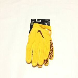Nike Superbad NFL Washington Redskins Football Gloves Size 3XL