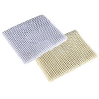 Teppichgleitschutz Teppichunterlage Antirutschmatte Gleitschutz Beige oder Weiß