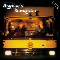 ANYONE'S DAUGHTER Live 2CD Remaster +4 Bonus Tracks 1984 Prog Anyones Prog
