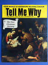 TELL ME WHY - The First Noël Morning - no.69 Décembre 1969 - MAGAZINE