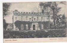 Somersby Manor 1904 Postcard, B089