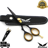 NEW ELECTRA BARBER HAIRDRESSING SALON HAIR CUTTING SCISSORS SHEARS_ RAZOR SHARP