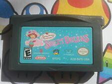 Nintendo Gameboy Advance STRAWBERRY SHORTCAKE SWEET DREAMS Video game FREE POST