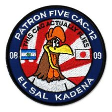 USN VP SQUADRON UNKNOWN CAC-12 PATCH