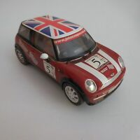 MINI JOHN COOPER HORNBY Made in China voiture miniature électrique circuit N6022