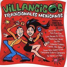 Coro Real De San Pedro : Villancicos Tradicionales Mexicanos CD
