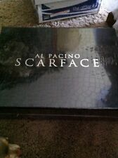 Scarface Deluxe Gift Set (DVD, 2003, 2-Disc Set) *New*