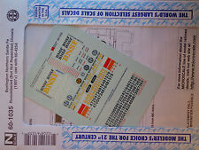 "Microscale Decal N  #60-1035 BNSF - Diesel ""Patches""-Diesel - Renumbered but not"