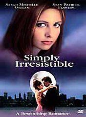 Simply Irresistible DVD, Alex Draper, Amanda Peet, Olek Krupa, Betty Buckley, Ch