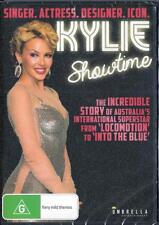 KYLIE SHOWTIME -  NEW & SEALED  REGION 4 DVD FREE LOCAL POST