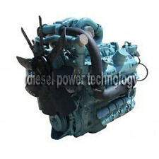 Detroit Model 6V-53 Remanufactured Diesel Engine Long Block