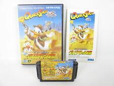 QUACK SHOT Starring Donald Duck Mega Drive Sega Japan Game md