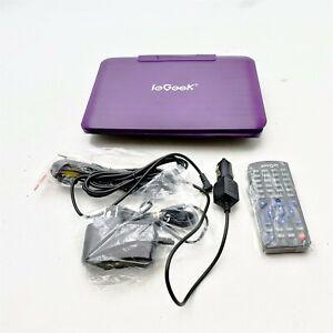 IeGeek Portable Video Player swivel screen, IK-902