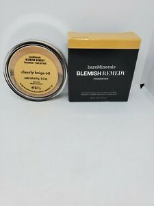 New bareMinerals Blemish Remedy Foundation - Clearly Beige 06 - 6g / 0.21 oz