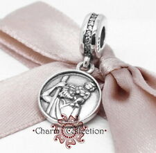 Pandora, Guardian of Travel, St Christopher S925 Pendant Charm, NEW, 791715CZ