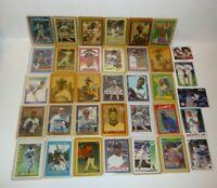 Ken Griffey Jr. Baseball Card Lot - Rated Rookie MVP Seattle Mariners Team MLB