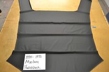 1974 74 1975 75 1976 76 FORD MUSTANG II BLACK HATCHBACK HEADLINER USA MADE