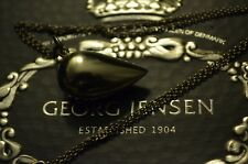 BRAND NEW IN BOX GEORG JENSEN 925 Silver Sterling Artist 2007 Pendant Necklace