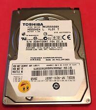 Toshiba HARD DISK 250GB 2,5'' NOTEBOOK PS3 MACBOOK DISCO RIGIDO MK2555GSX