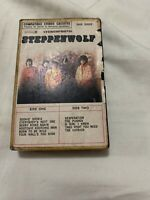 Steppenwolf- self titled- used cassette- snapcase- see pics & read listing