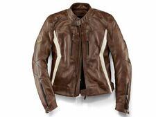 Genuine BMW Motorrad Double R Leather Motocycle Jacket  EU52
