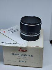 Leica APO Extender 2x For Leica R in BOX