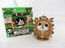 "Peanut Brown Cat - Sandy's Cactus Pets Vinyl Figure Tokidoki approx 2.5"""