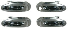 *NEW* DOOR HANDLE (CHROME) for HOLDEN COMMODORE VT VX VY VZ 1997 - 2006 SET