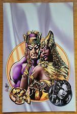 The Phantom #6 by Hermes Press, Variant Virgin Cover 6B by Sal Velluto