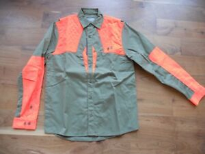 NWT Under Armour Storm Water Resistant Upland Shirt Sage Size Medium
