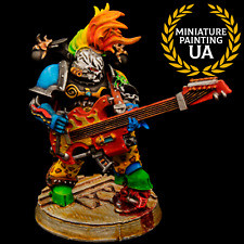 WH40K Chaos Space Marines Noise Marine Expertly Painted Limited Edition Figure