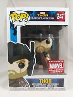 Marvel Funko Pop - Thor - Thor Ragnarok - Collector Corp - No. 247